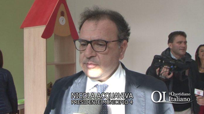 Aggressione a Bari per il Presidente del IV municipio Nicola Acquaviva